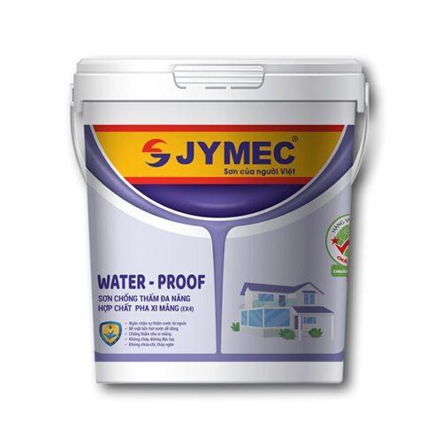 sơn chống thấm đã năng hợp chất pha xi măng