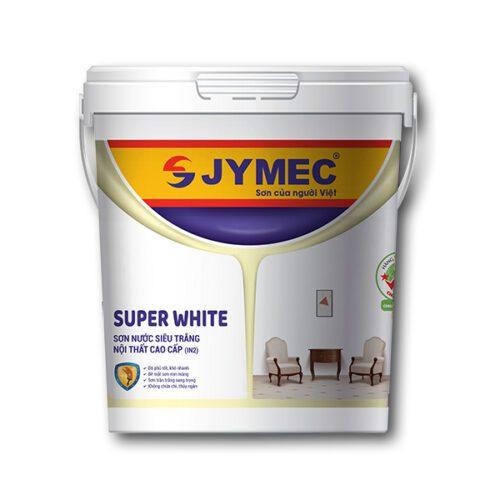 sơn nước siêu trắng nội thất
