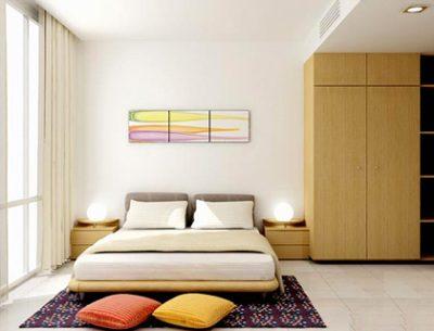 màu sơn phòng ngủ