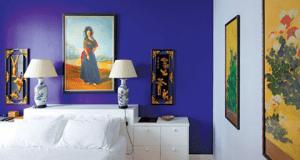 Phối màu sơn hợp cùng đồ nội thất