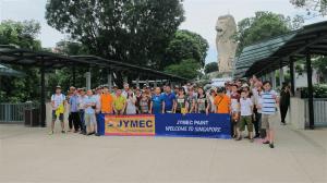 Hình ảnh khách hàng du lịch Singapo