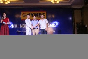 Hội nghị khách hàng sơn Jymec tại Thanh Hóa