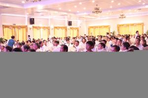 Hội nghị khách hàng sơn jymec tại Nghệ An