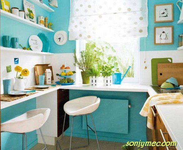 tư vấn màu sơn nhà đẹp