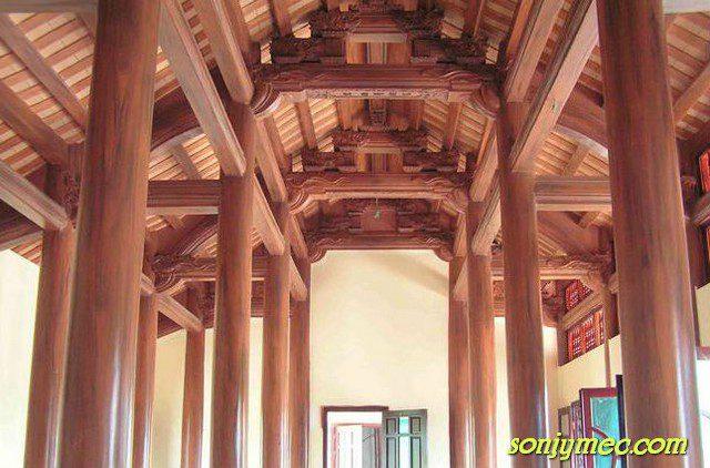 sơn sắt giả gỗ cao cấp Jymec