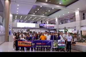 Cùng Sơn Jymec du lịch Hàn Quốc 2018