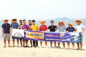 Sơn Jymec - Du lịch Cát Bà 2018