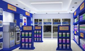 Khai trương showroom mới của công ty Cổ phần Sơn Jymec Việt Nam