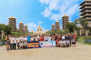 Cùng Sơn Jymec du lịch Đài Loan 2019