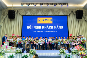 Hội nghị khách hàng sơn Jymec tại Nam Định 2019