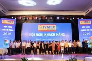 Hội nghị khách hàng sơn jymec tại Nghệ An 2019