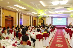 Hội nghị khách hàng sơn jymec tại Quảng Bình 2019