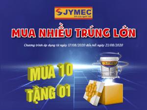 MUA NHIỀU TRÚNG LỚN T8/2020