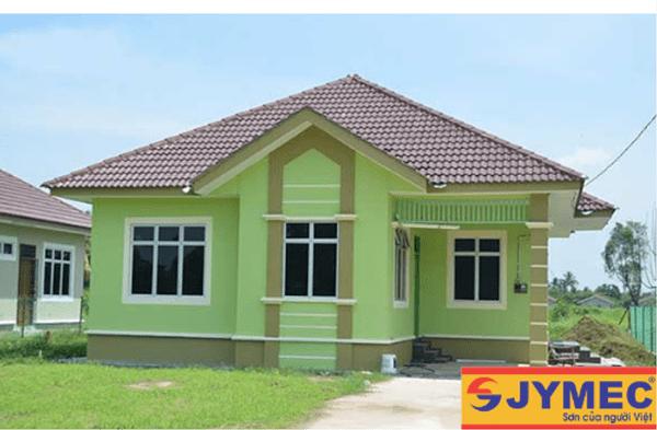 Chọn màu sơn nhà hướng đông hình 2