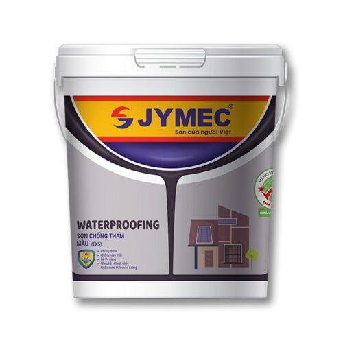 sơn chống thấm màu JYMEC