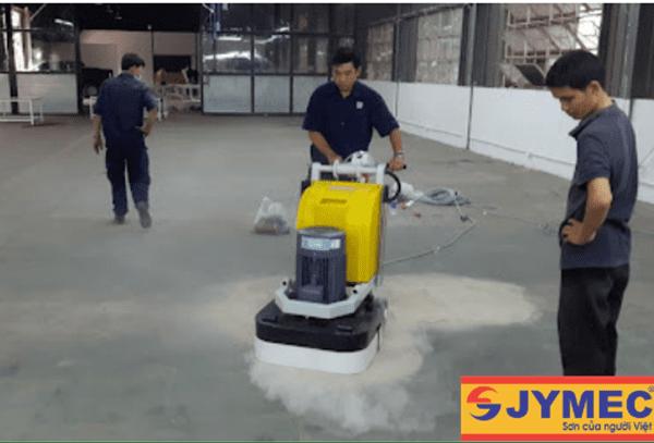 các dụng cụ cần thiết khi thi công sơn epoxy