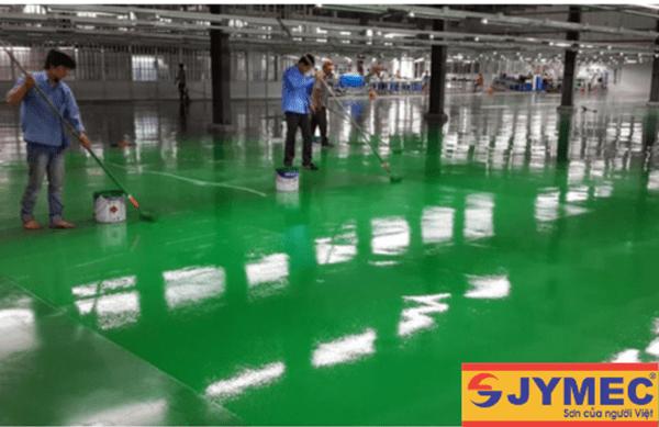 tiết kiệm chi phí sơn epoxy
