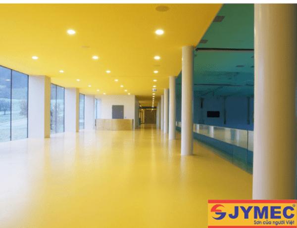 Lựa chọn màu sơn epoxy phù hợp với tưng công trình hình 3