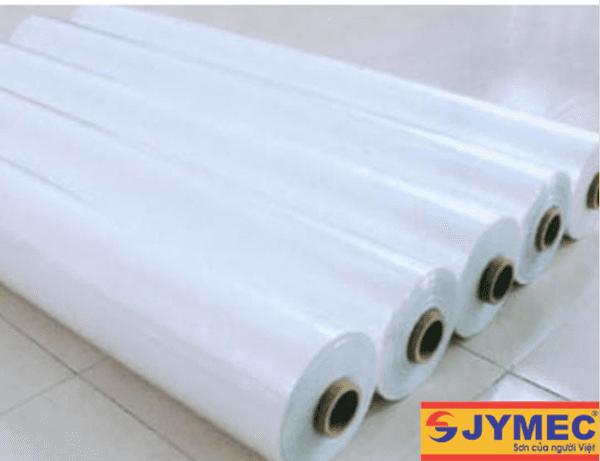 lót nilon chống thấm cho sàn epoxy hình 2