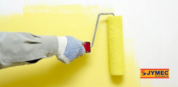 lưu ý khi sử dụng sơn ngoại thất