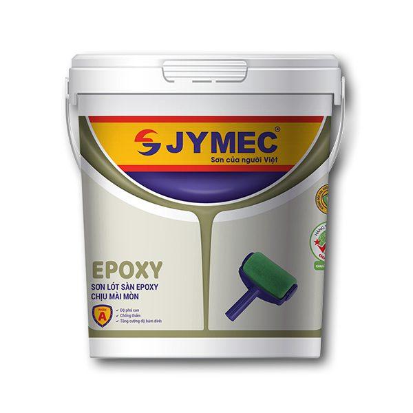 sơn epoxy lót sàn chịu mài mòn