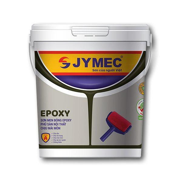 sơn epoxy phủ sàn nội thất
