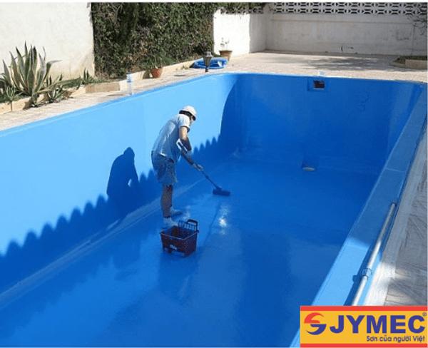 chống thấm bể bơi triệt để